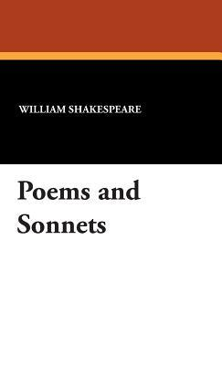 Poems and Sonnets William Shakespeare