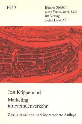 Marketing Im Fremdenverkehr Jost Krippendorf