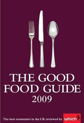The Good Food Guide 2009  by  Elizabeth Carter