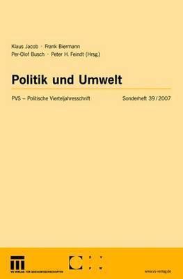 Politik Und Umwelt Annette Schmitt