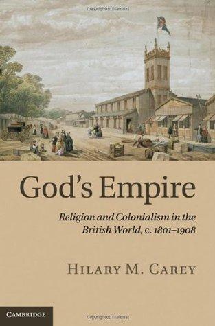 Gods Empire Hilary M. Carey