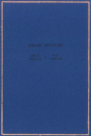 General Education Carlos González