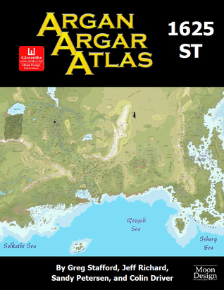Argan Argar Atlas  by  Greg Stafford