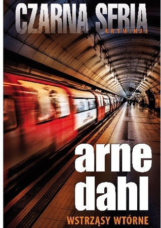 Wstrząsy wtórne Arne Dahl