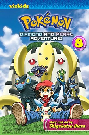 Pokemon Diamond And Pearl Adventure  by  NOT A BOOK