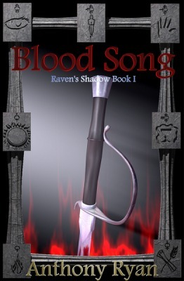 Blood Song (Raven's Shadow, #1)  by  Anthony  Ryan