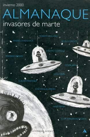 Invasores de Marte Javier Calvo