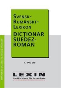 Svensk-Rumänskt- Lexikon Dictionar suedez-roman  by  Felicia Ilina Iliescu Dan Shafran