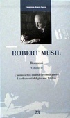 Romanzi (Vol. 2) Robert Musil