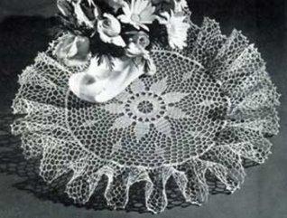 Even More Lacy Doily Patterns To Crochet - 7 Vintage Unique Patterns . Varied