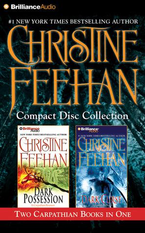 Christine Feehan CD Collection: Dark Possession, Dark Curse  by  Christine Feehan