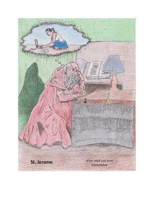 St. Jerome  by  Reed James