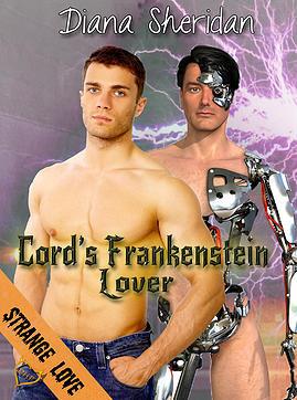 Cords Frankenstein Lover  by  Diana Sheridan