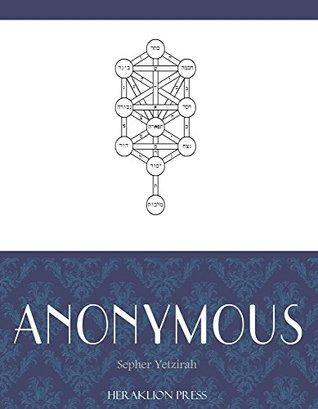 Sepher Yetzirah Anonymous