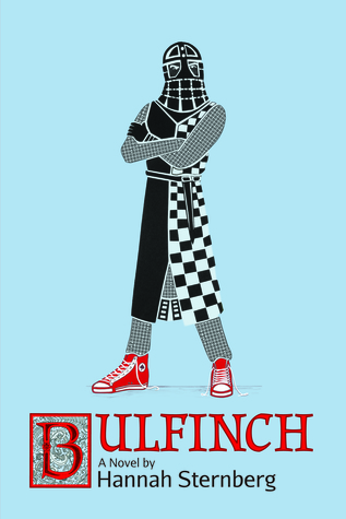 Bulfinch  by  Hannah Sternberg