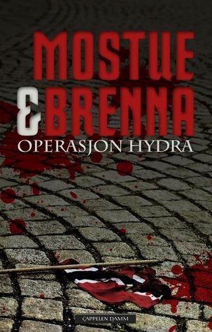 Operasjon Hydra Sigbjørn Mostue