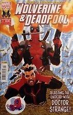 Wolverine & Deadpool (vol 3) #2  by  Scott Gray