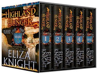 Highland Hunger (Highland Wars Book 1)  by  Eliza Knight