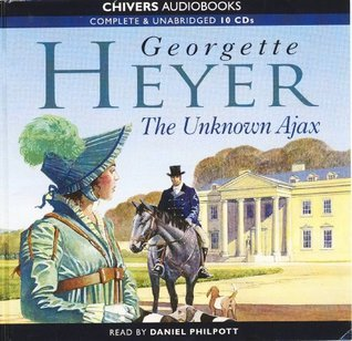 The Unknown Ajax /UNABRIDGED ON CDS  by  Georgette Heyer