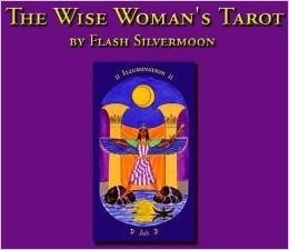 The Wise Womans Tarot Flash Silvermoon