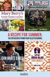 A Recipe for Summer  by  Headline Publishing Group