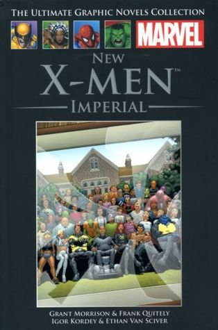 New X-Men: Imperial  by  Grant Morrison