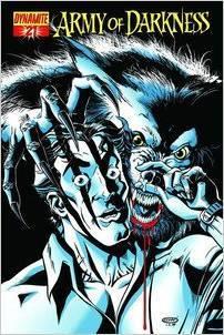 Army of Darkness #21 Mike Raicht