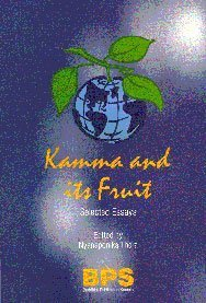 Kamma and Its Fruit  by  Nyanaponika Thera