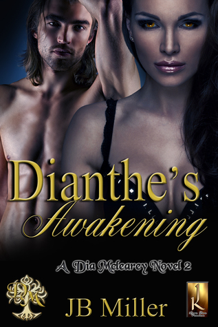 Dianthe Rising  by  J.B.  Miller