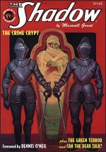 The Shadow Annual #1: The Crime Crypt & The Green Terror Maxwell Grant