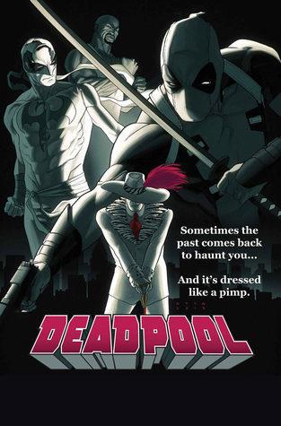 Deadpool #14  by  Brian Posehn