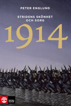 Stridens skönhet och sorg 1914 — Första världskrigets inledande år i 68 korta kapitel  by  Peter Englund