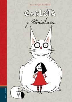 Carlota y miniatura  by  Pierre Le Gall