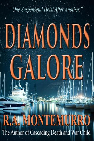 Diamonds Galore  by  Rebecca Montemurro