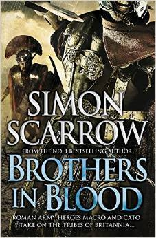 Brothers in Blood (Eagle, #13)  by  Simon Scarrow