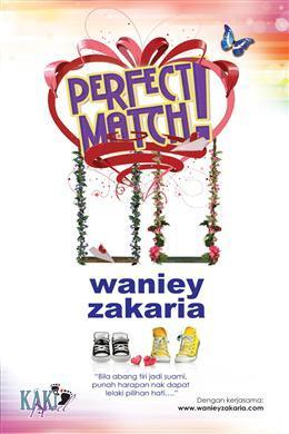 Perfect Match!  by  Waniey Zakaria