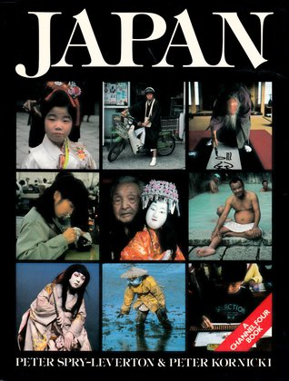 Japan  by  Leverton Peter Spry