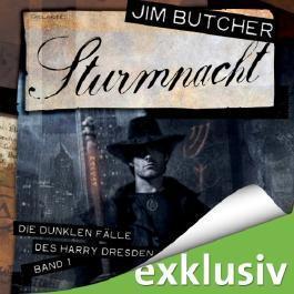 Sturmnacht (Die dunklen Fälle des Harry Dresden 1)  by  Jim Butcher