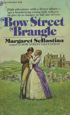 Bow Street Brangle  by  Margaret Sebastian