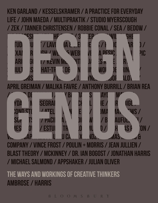 Creative Thinking: Unlocking the minds of visual communicators Gavin Ambrose