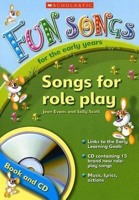 Songs for Role Play Jean  Evans
