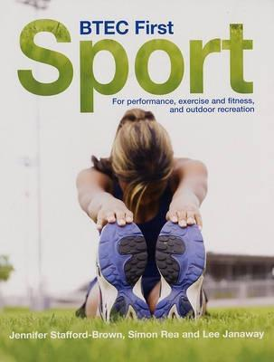 Btec First Sport  by  Simon Rea