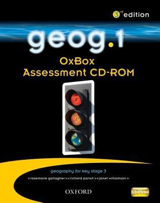 Geog.: 1: Assessment File And Ox Box Cd Rom  by  RoseMarie Gallagher