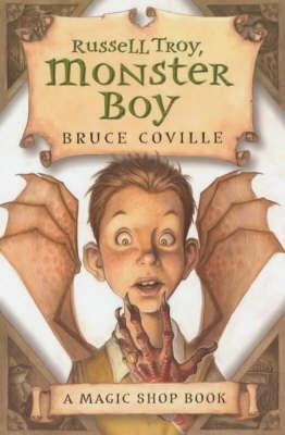 Russell Troy, Monster Boy  by  Bruce Coville