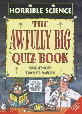 The Awfully Big Quiz Book Nick Arnold