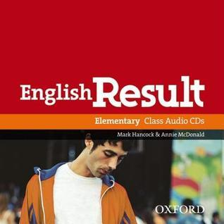 English Result Elementary: Class Audio CDs (2)  by  Mark Hancock