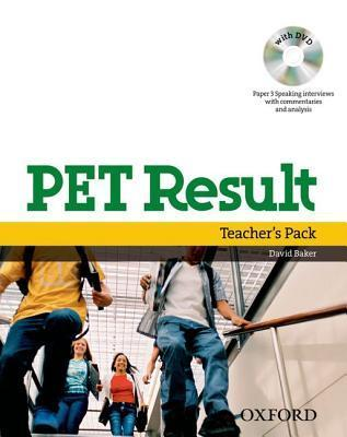 Pet Result: Teachers Pack (Teachers Book with Assessment Booklet  by  Jenny Quintana