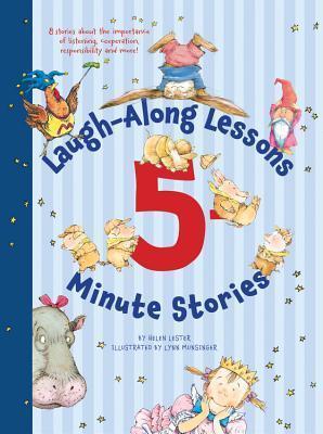 Laugh-Along Lessons 5-Minute Stories Helen Lester
