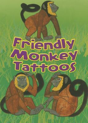 Friendly Monkey Tattoos Dover Publications Inc.