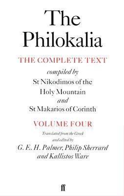 The Philokalia Vol 4: v. 4  by  G.E.H. Palmer